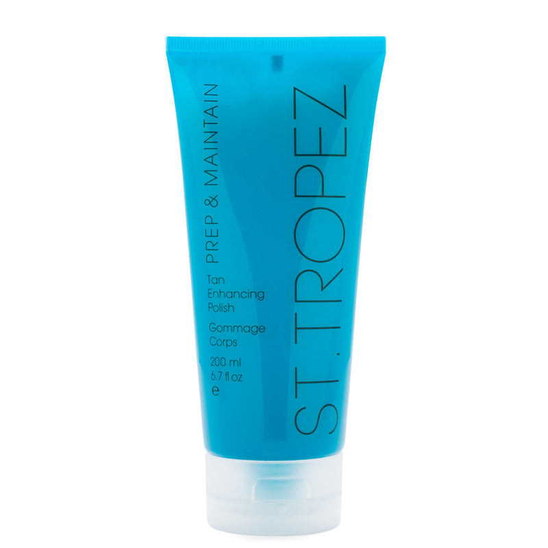 St Tropez - Prep & Maintain Tan Enhancing Body Polish - Buy Online at Beaute.ae