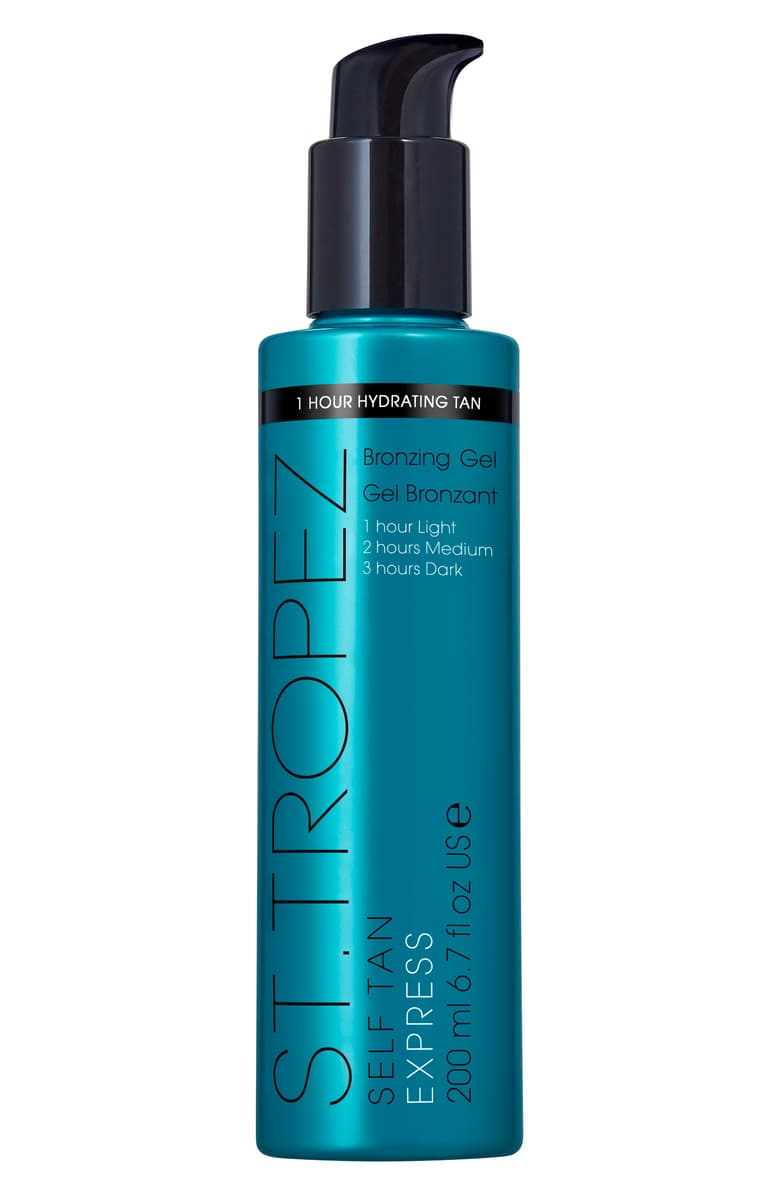 St Tropez - Self Tan Express Bronzing Gel - Buy Online at Beaute.ae