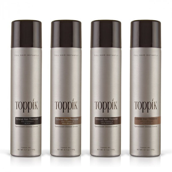 Toppik - Colored Hair Thickener - Buy Online at Beaute.ae