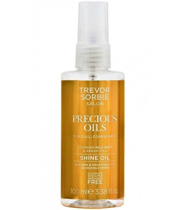 Trevor Sorbie - Precious Oils Shine Oil - Buy Online at Beaute.ae