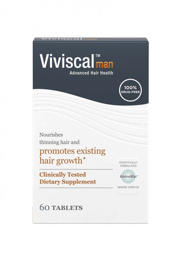 Viviscal - Men Hair Growth Supplements - Buy Online at Beaute.ae