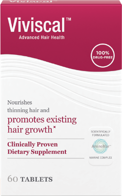 Viviscal - Women Hair Growth Supplements - Buy Online at Beaute.ae