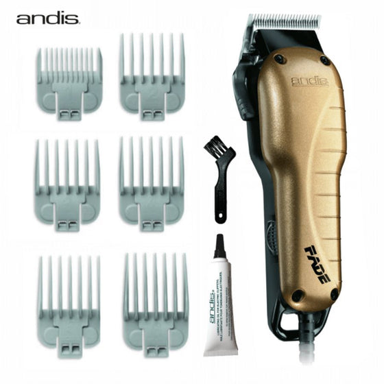 Andis Fade Adjustable Blade Hair Clipper Kit 66375
