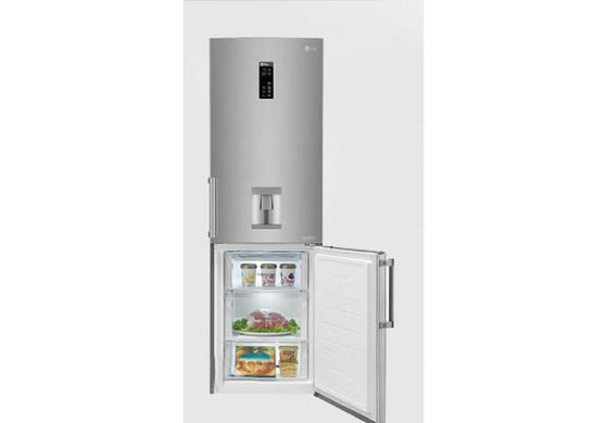 LG 18 cu.ft. Bottom Freezer Stainless Steel GC-G689BLDN