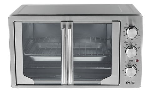 Oster 42L French Door Toaster Oven 1500 Watts TSSTTVFDXL2