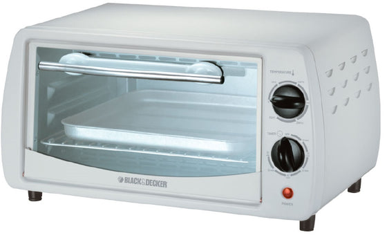 Black & Decker 9L Toaster Oven/Broiler 800 Watts TRO1000