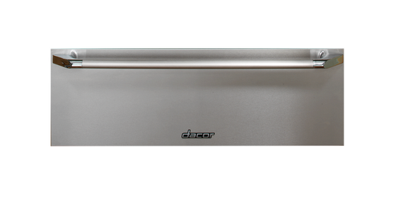 "Dacor 24"" Indoor/Outdoor Stainless Steel Drawer w/Tubular Handle OWD24"