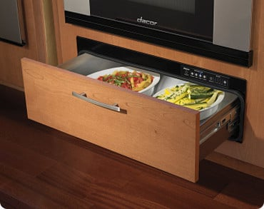 "Dacor 24""/27""/30"" Integrated Panel Warming Drawer IWD24 / 27 / 30"