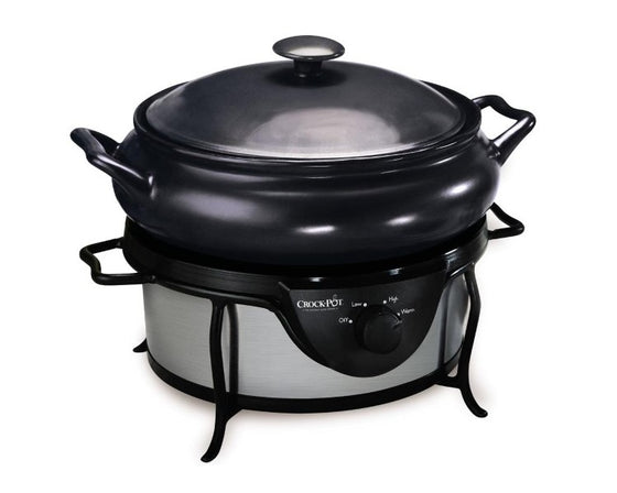Crock-Pot 5 Quart (4.7L) Saute Slow Cooker SC7500