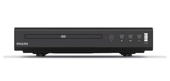 Philips Multi-Region / Multisystem Full HD Upscaling DVD Player TAEP200