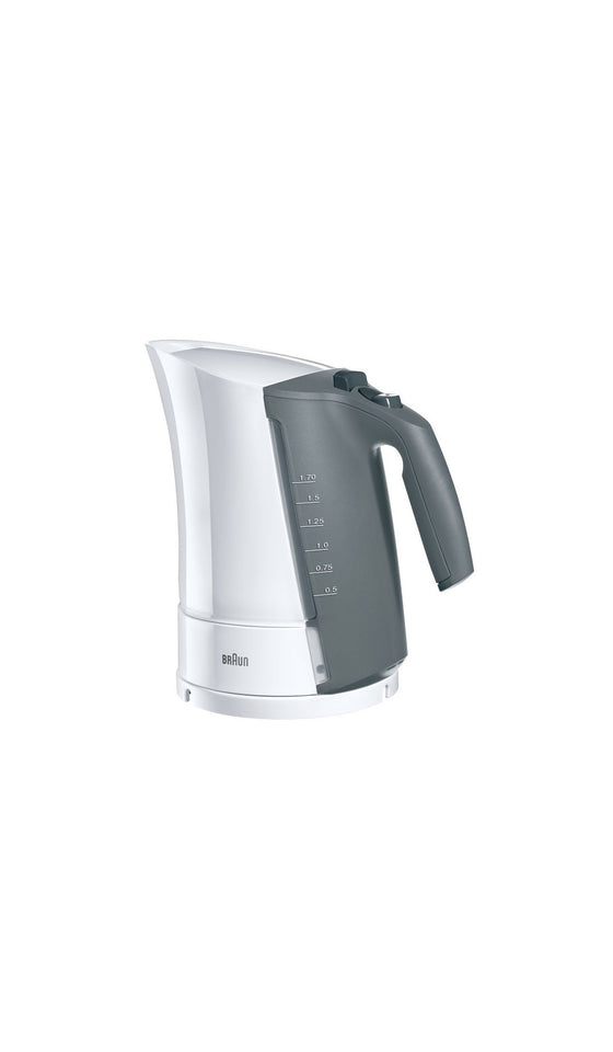 Braun 1.5L Cordless Electric Hot Water Kettle 2200 Watts WK300