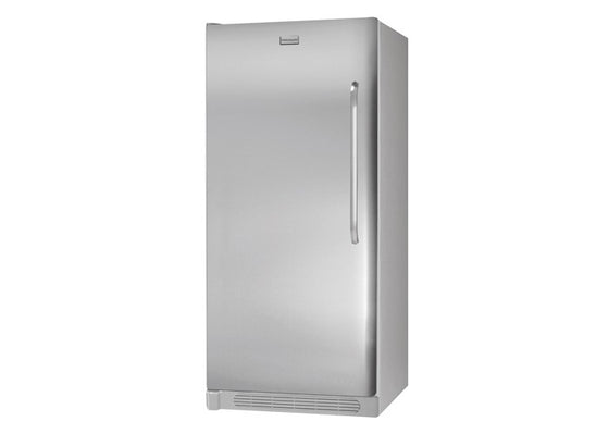 White Westinghouse 21 cu.ft. Upright Freezer Stainless Steel MUFF21VLQS