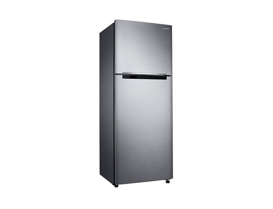 Samsung 18 cu.ft. Top Mount Refrigerator Silver RT50K5030S8