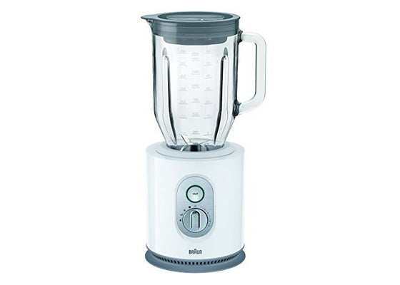Braun Blender 7 Cups Glass Jar 1000 watts JB5160