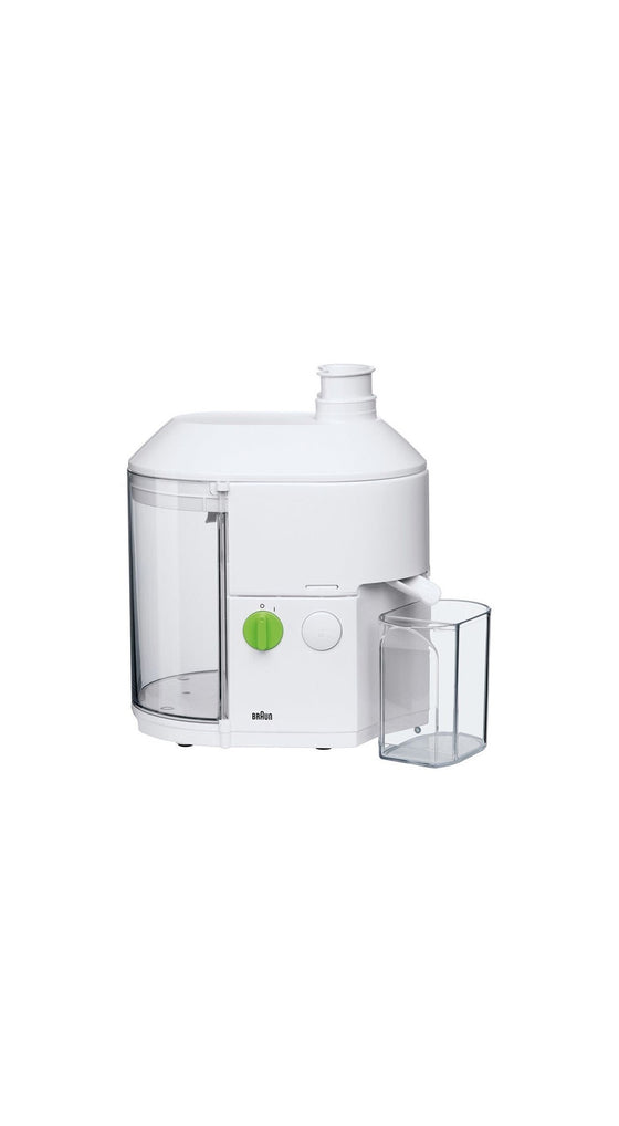 Braun Direct Flow Fruit & Vegetable Juicer 600 Watts SJ3000