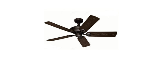 "Hunter Maribel 52"" IP44 Wet Rated Outdoor Ceiling Fan 5 Blades 50555 / 50557"