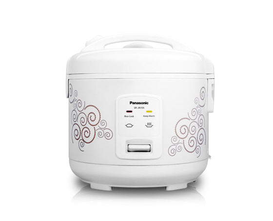 Panasonic 8 Cup Programmable Rice Cooker w/Steam Cap 800 Watts SR-185