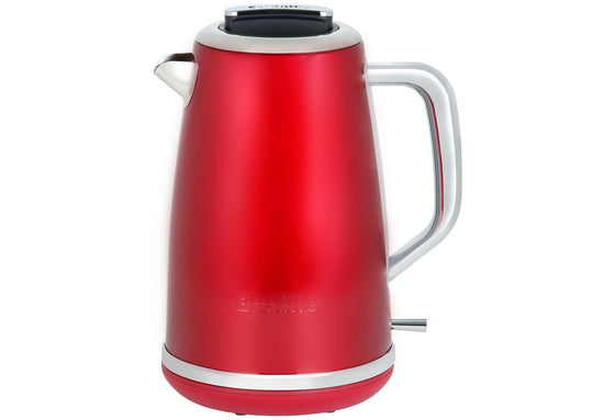 Breville 1.7L Red Steel Cordless Electric Hot Water Kettle 3000 Watts VKT064