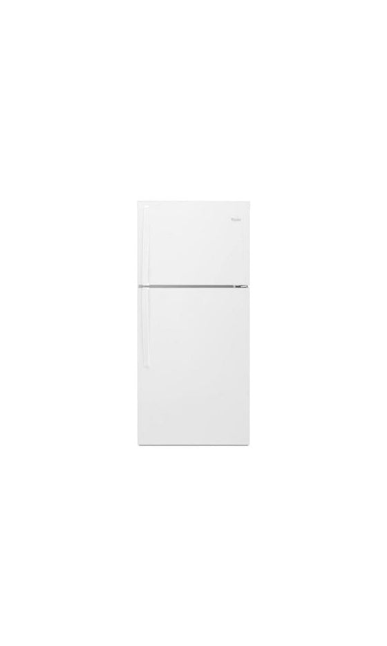 Whirlpool 19 cu.ft. Top Mount Refrigerator White 5WT519SFEW