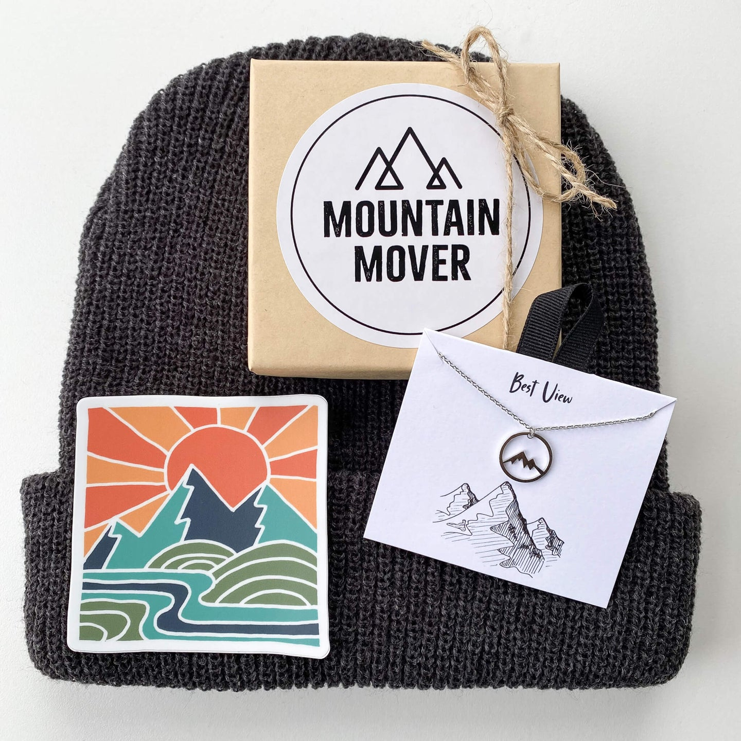 mountain mover set