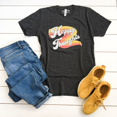 happy thoughts tee