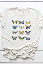 Load image into Gallery viewer, Vintage Butterfly Tee