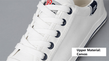 Load image into Gallery viewer, Canvas Sneakers