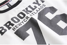 Load image into Gallery viewer, 'BROOKLYN' Patchwork Shirt