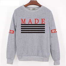 Load image into Gallery viewer, MADE Fleeced Sweatshirt
