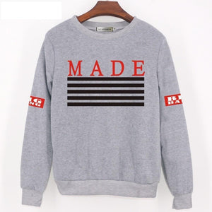 MADE Fleeced Sweatshirt