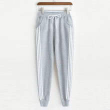 Load image into Gallery viewer, Striped Sweatpants