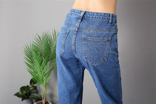 Load image into Gallery viewer, Shredded Denim Pants