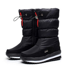 Load image into Gallery viewer, Waterproof Snow Boots