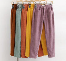 Load image into Gallery viewer, Vintage Corduroy Pants