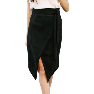 Skirts Black Color