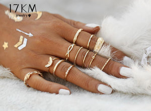 Ring Set (12 Pieces)