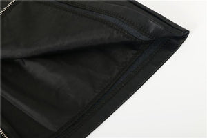 PU Leather Mini Skirt