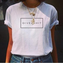 Load image into Gallery viewer, 'GIVE A SHIT' T-Shirt