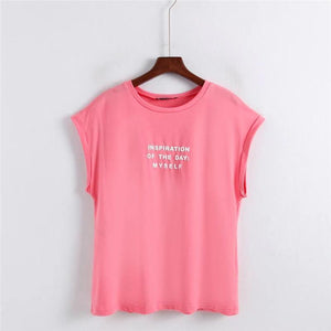 'INSPIRATION OF THE DAY: YOURSELF' T-Shirt