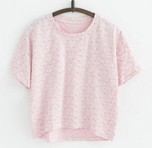 Load image into Gallery viewer, Tiny Flower T-Shirt
