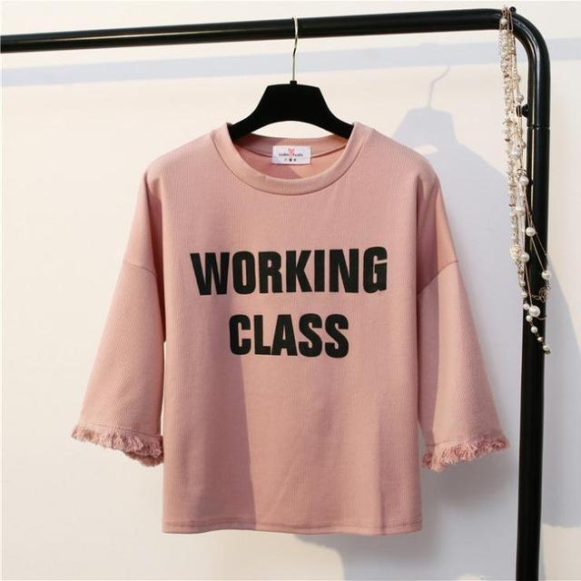'WORKING CLASS' T-Shirt
