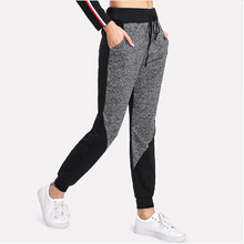 Load image into Gallery viewer, Two Tone Sweatpants