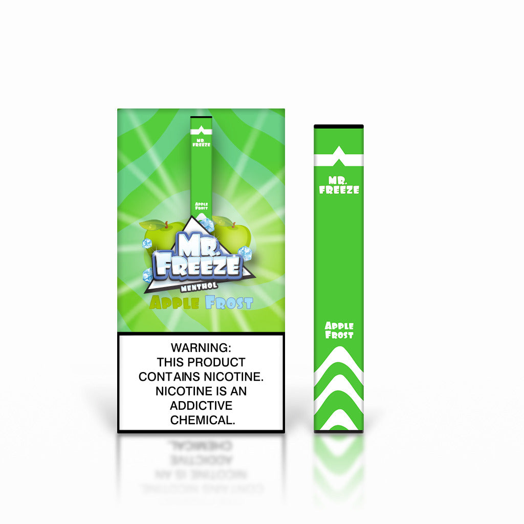 Apple Frost Disposable (300 Puffs)