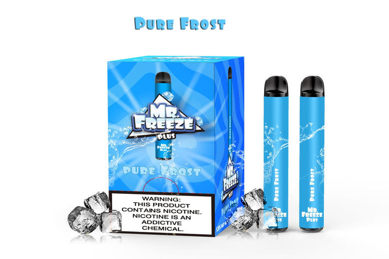 Blue raspberry Frost Disposable (800 Puffs)