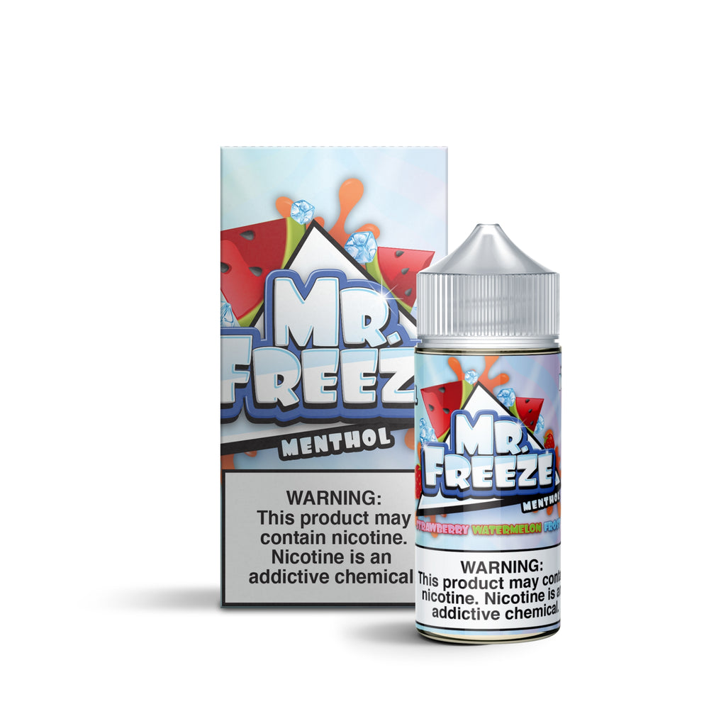 Strawberry Watermelon Frost - mrfreezeeliquids, ejuice