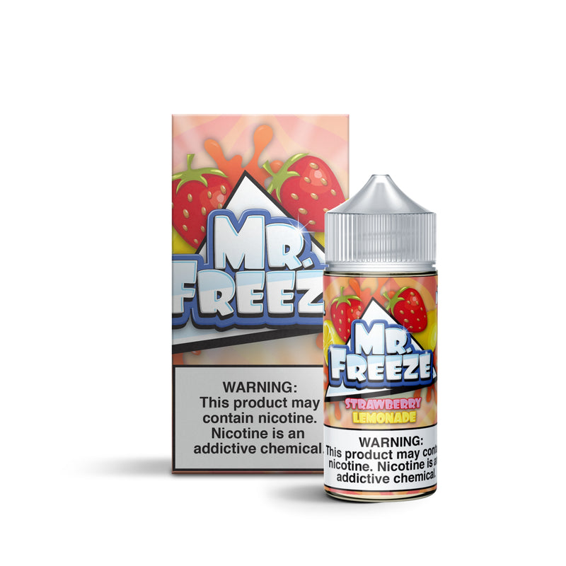 Strawberry Lemonade - mrfreezeeliquids, ejuice