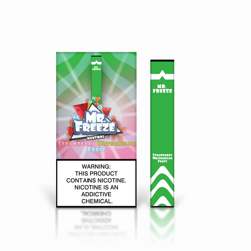 Watermelon Frost Disposable (300 Puffs)