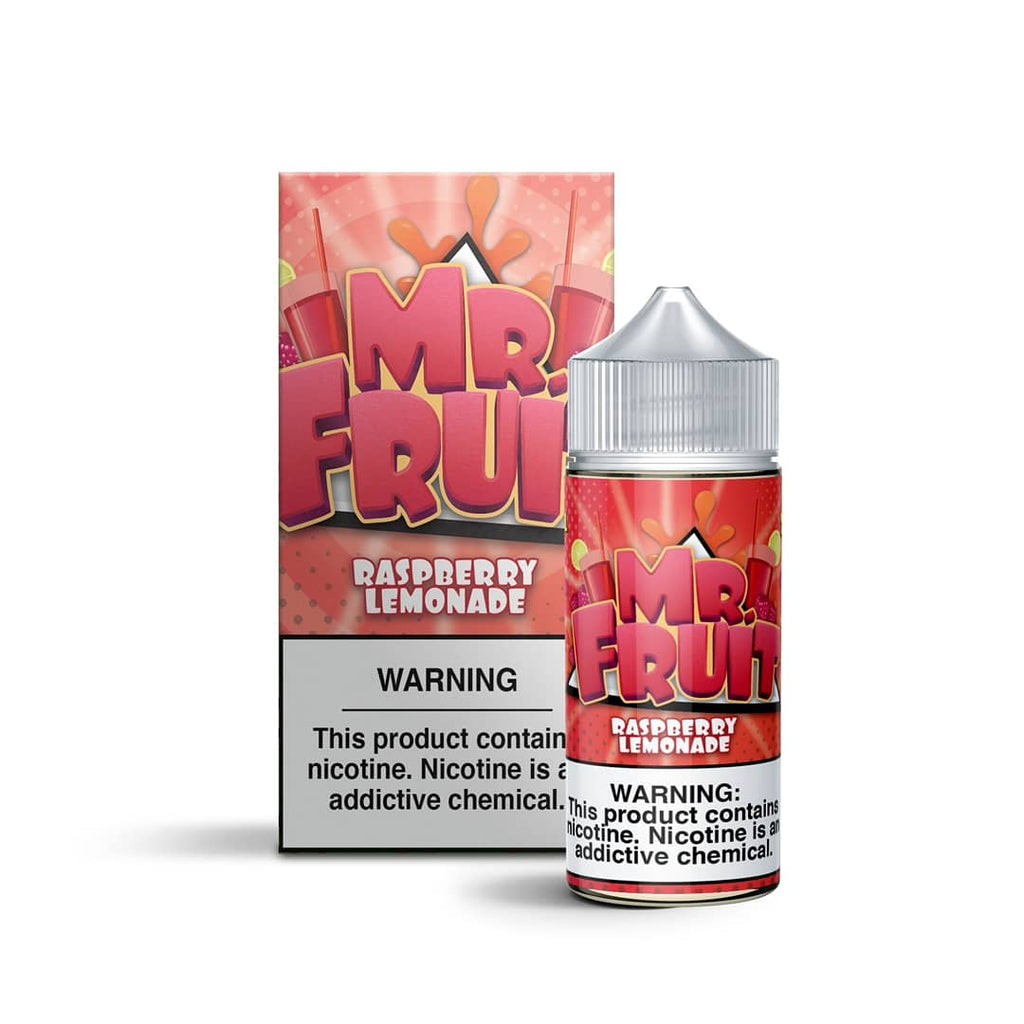Raspberry Lemonade - mrfreezeeliquids, ejuice