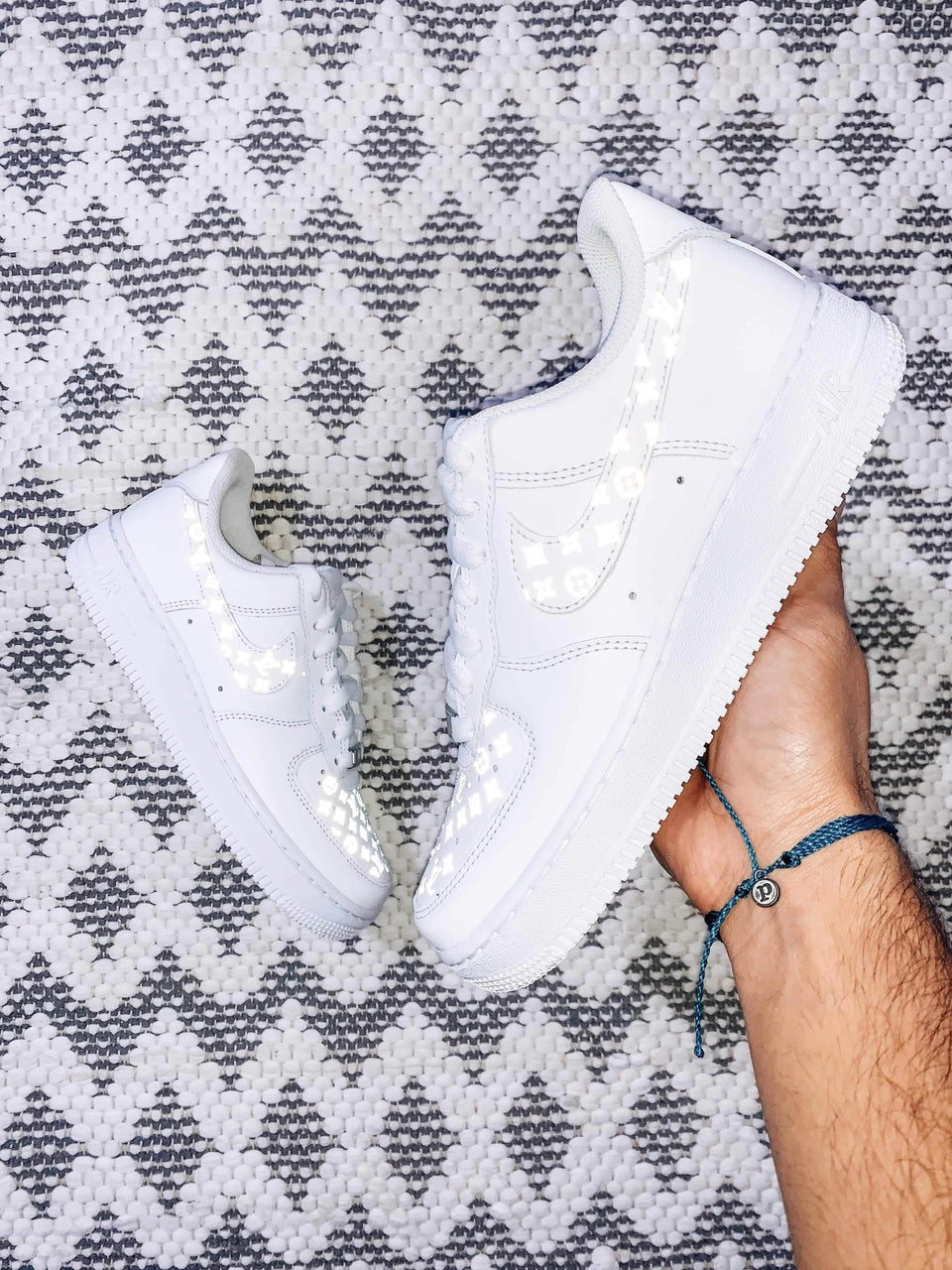 """Monogram"" Custom Air Force 1"