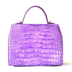 Polina croco bag